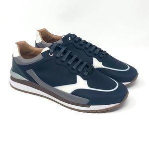 NIB Hugo Boss Blue Sneakers